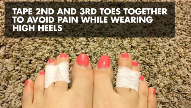 10 shoe hacks that will give you happy feet http://weathertightroofinginc.com #hacks #diy #hacksforeverything