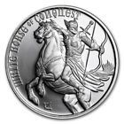 Four Horsemen of the Apocalypse #1-White Horse of Conquest 1oz Pure Silver Round Top Seller #1 #whitehorse #purewhite