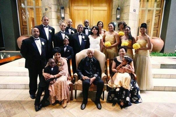 The Mandela Family
