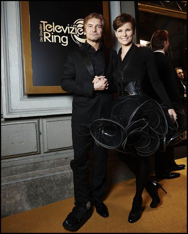 Victor Reinier en Angela Schijf