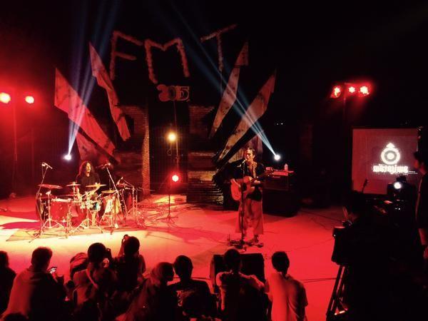 Festival Musik Tembi: Matajiwa Ajak Penonton Peduli Musik Etnik