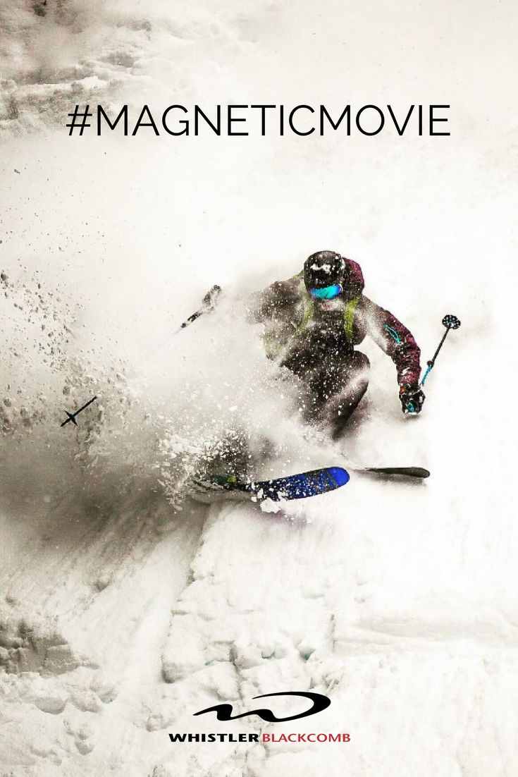 Check out some of the behind the scenes action and what has gone into the filming of Magnetic Movie based on skiing/riding at Whistler Blackcomb. Stay tuned for the full film coming Fall 2017.