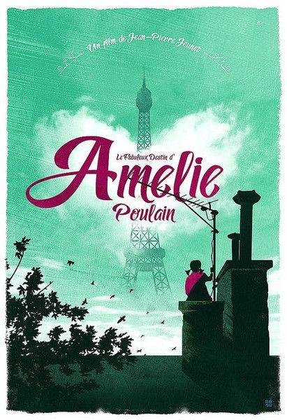 """Justin Van Genderen - """"Le fabuleux destin d'Amélie Poulain"""""""