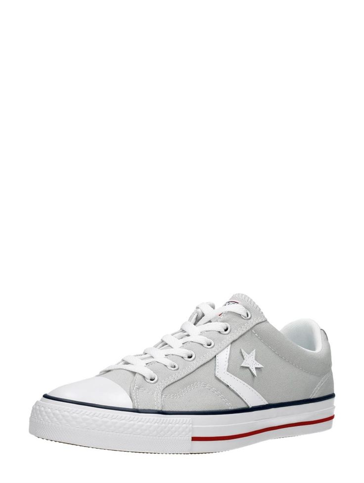 Converse Star Player heren sneaker - grijs