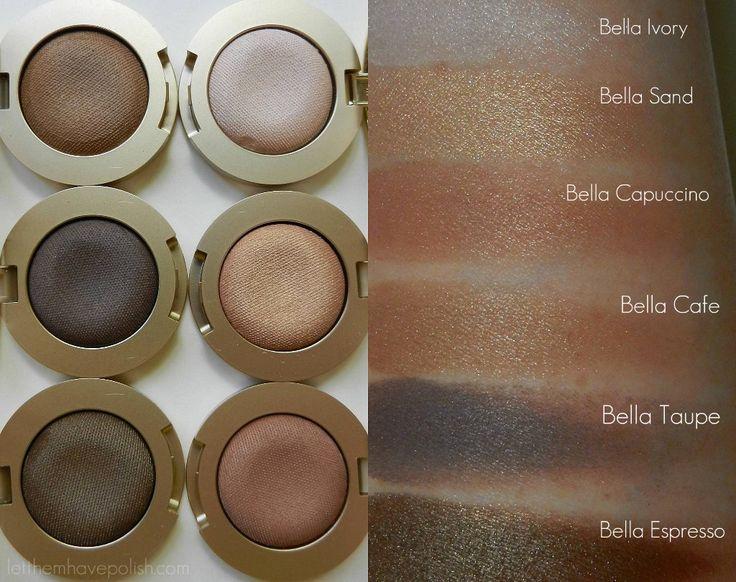 Milani Bella Eyes Gel Powder Eye Shadows