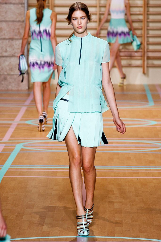 winter clothing sale Versus Versace Spring 2012 Ready to Wear Collection Photos   Vogue