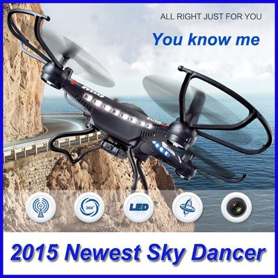5.0MP Camera Optional,JJRC H8C 2.4G RC Helicopter 6-Axis GYRO Quadcopter Remote control Toys RTF VS  X5SW Quadricopter