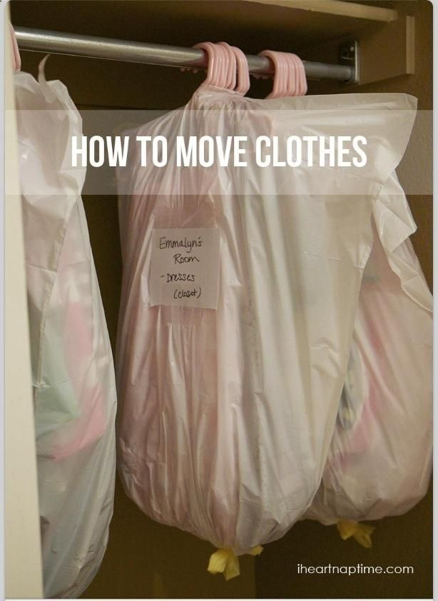 Awesome tip to make moving easier! We did this! It definitely helped make that part of moving easier! ~Desiree~