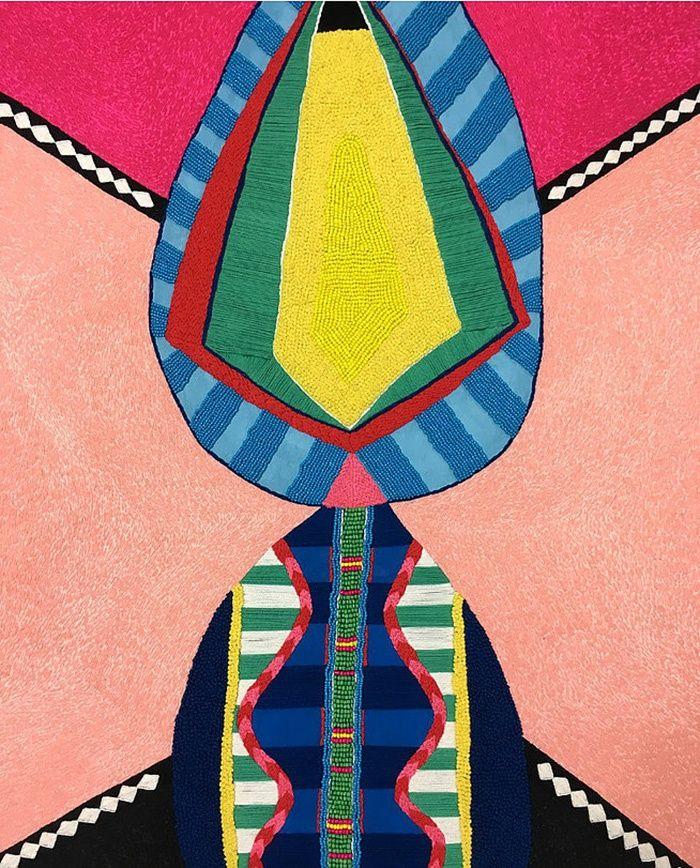 Bold Craft Statements - Liz Payne | Patternbank