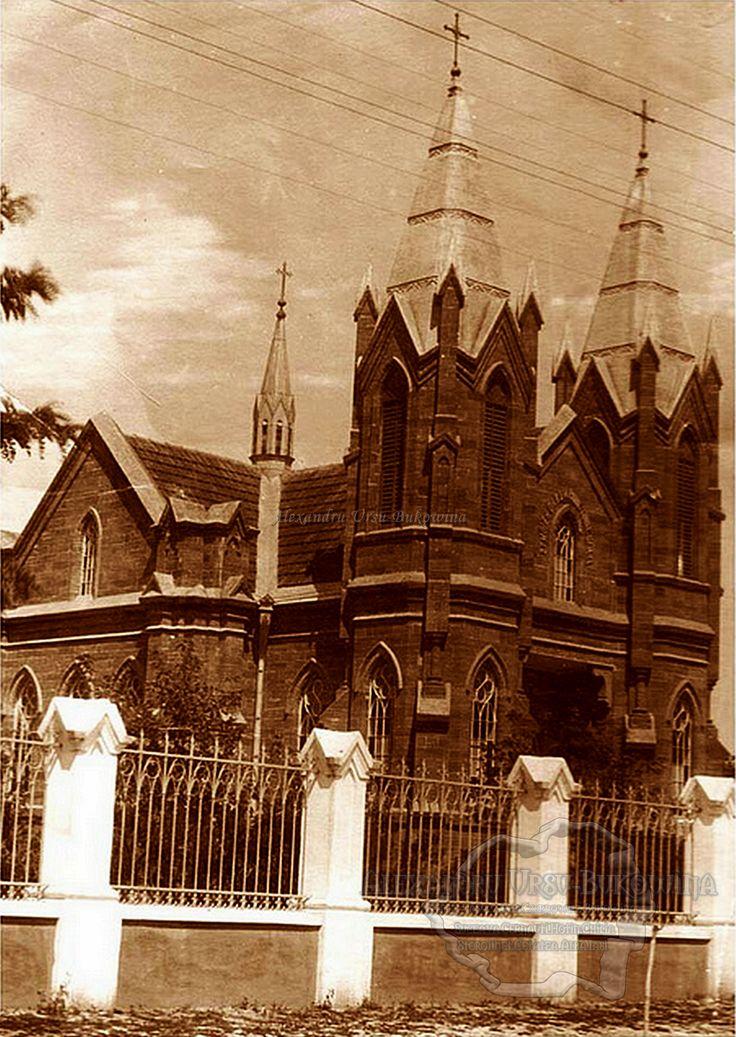 Plasa Orhei. Orașul Orhei. Biserica Catolică.