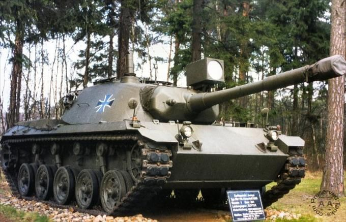 Hanomag RU251, coming german scout tank, from World of Tanks forum Post http://forum.worldoftanks.eu/index.php?/topic/211322-hanomag-ru-251/