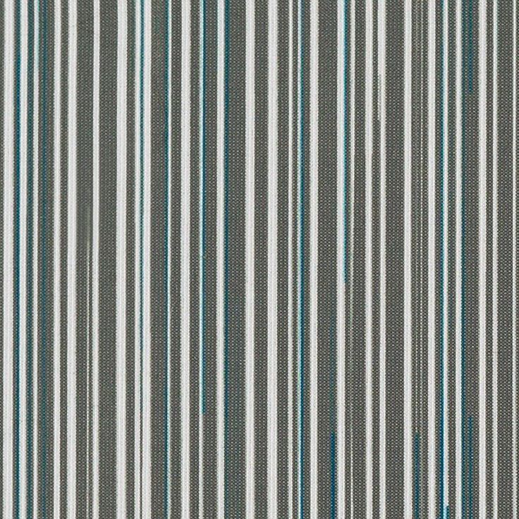 Jetline - Velocity | Jetline is a digitally printed stripe vertical fabric intended for use on wall or panel systems. With just three colorways – Sound Barrier, Supersonic and Velocity – Jetline is the embodiment of speed and light, as often captured in nighttime photography of traffic. Each colorway has its own bright accent stripe, which creates a sense of action and movement.