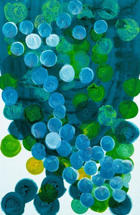 Katharina Grosse  Untitled (1007S)  2005