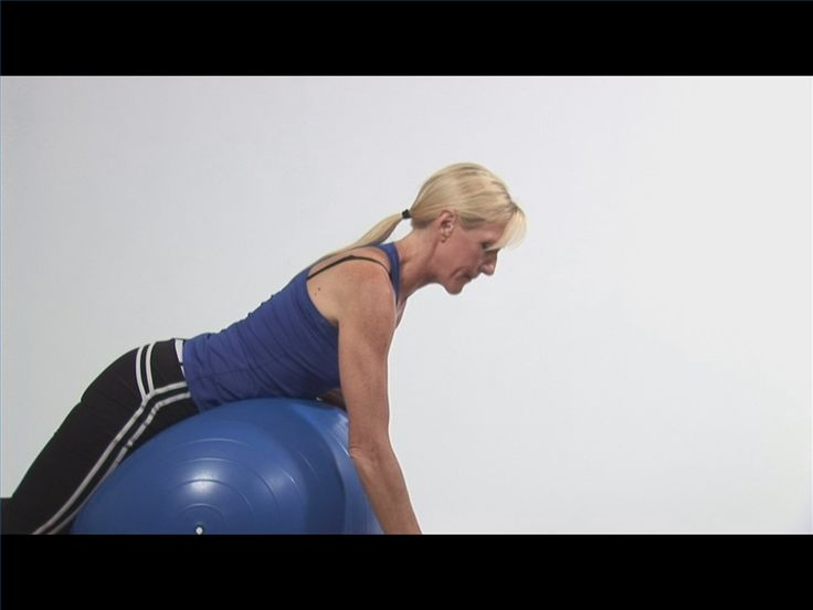 Video: Core Strengthening Exercise for Back Pain