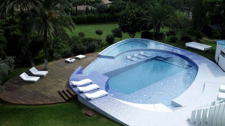 541 best garden swimming pool images on pinterest pools - Best way to finance a swimming pool ...