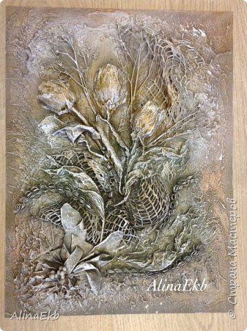 Декор предметов День рождения Ассамбляж Мои работы Терра Материал природный фото 1