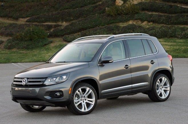 Volkswagen Tiguan Годы выпуска: 2011 - н.в. Цена от: 899 000 р