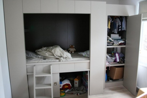 17 beste idee u00ebn over Peuterkamers op Pinterest   Meisje peuter slaapkamer, Girls bedroom en