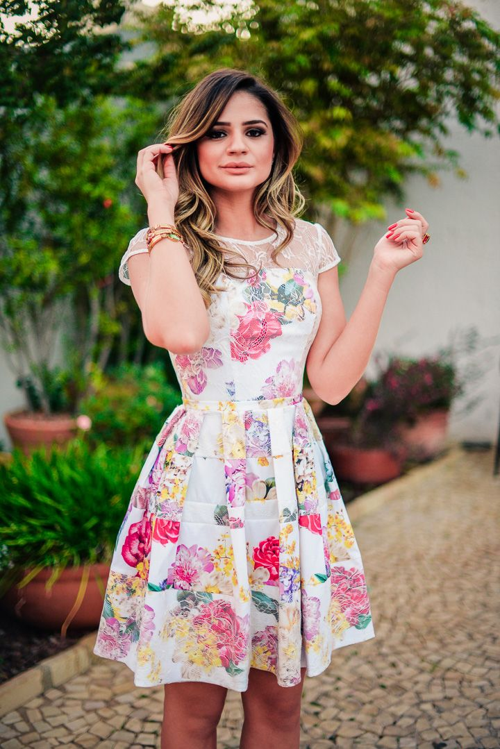 Vestido Iorane - Thassia Naves - http://www.blogdathassia.com.br