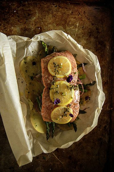 Perfectly Cooked Salmon | The Pioneer Woman