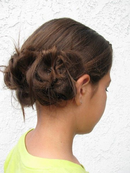 32 best images about Fancy Ponytails on Pinterest | Hair dos, Back to school and Pigtails hair