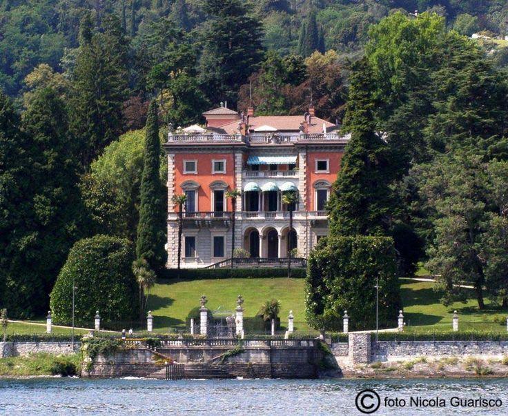 Villa Maria | Griante #lakecomoville: