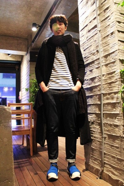 Fessura Mummy Shoes, nudijeans, daily fashion of seoul street.