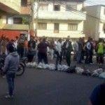 Protestan en Colinas de Bello Monte por aumento del pasaje - http://critica24.com/index.php/2016/03/07/protestan-en-colinas-de-bello-monte-por-aumento-del-pasaje/