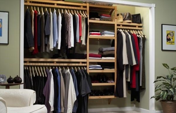 15 Genius DIY Closet Organization Ideas And Projects