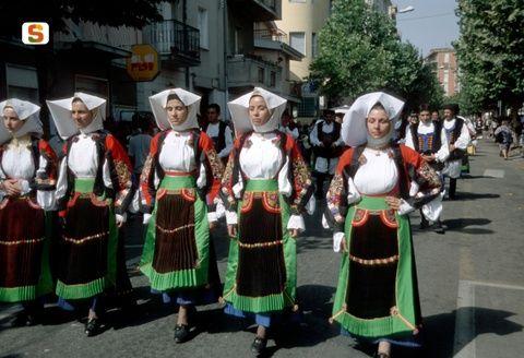 Costume di Atzara