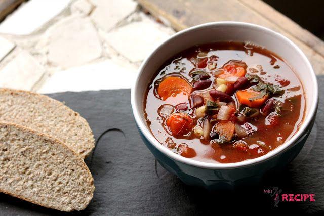 1000 id es sur le th me soupe minestrone sur pinterest - Cuisiner lentilles seches ...