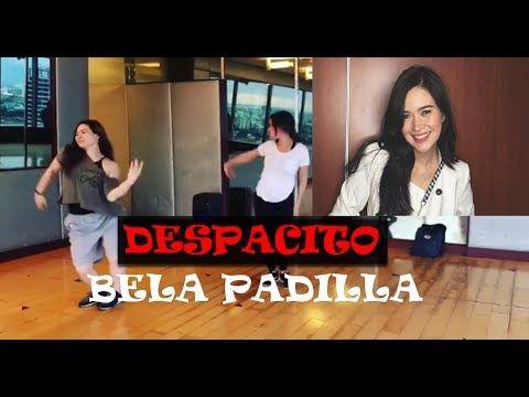 BELA PADILLA DESPACITO sexy dance cover