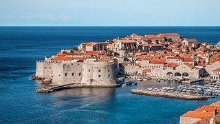 Dubrovnik, Croacia, Reyes De Aterrizaje