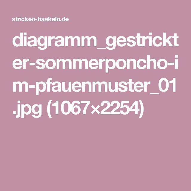 diagramm_gestrickter-sommerponcho-im-pfauenmuster_01.jpg (1067×2254)