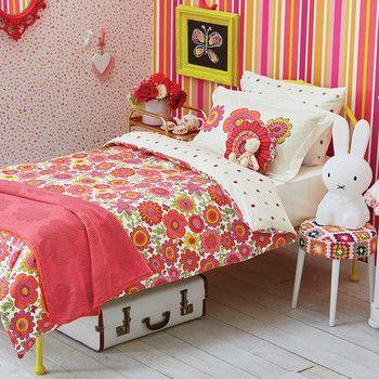 Scion - Bloomin Lovely Kids Duvet Cover Set