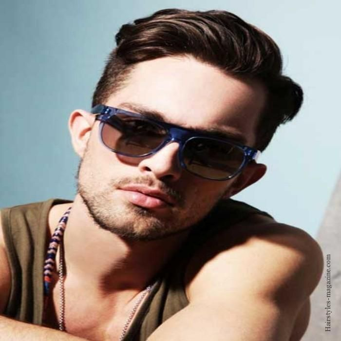 nice Slicked Back Undercut Hairstyle Men 2017 Check more at http://www.hairnext.net/slicked-back-undercut-hairstyle-men-2015/
