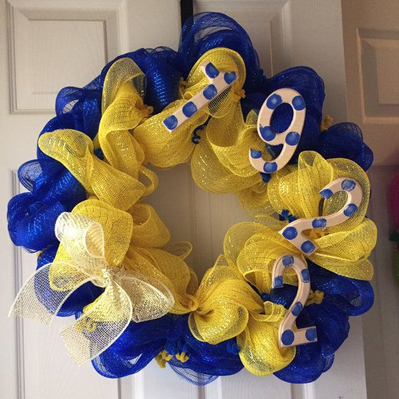Sigma Gamma Rho Sorority Incorporated 18 inch by KReativelyDeco