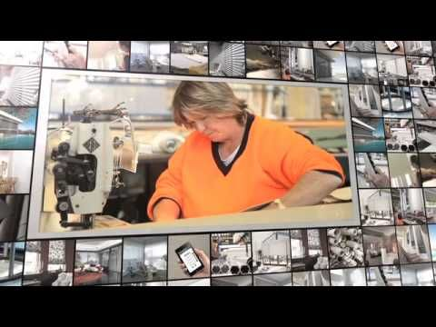 There are lots of stories behind the people that make Luxaflex Window Fashions but the best one is that we're committed to making quality blinds and awnings and keeping local jobs.