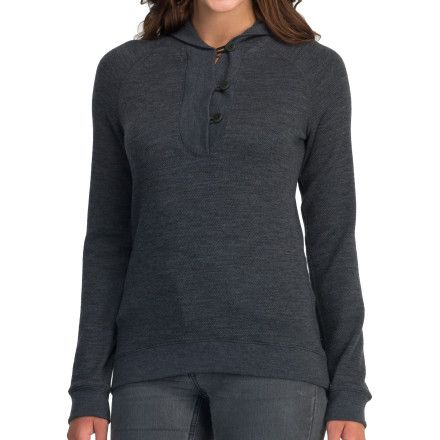 Icebreaker Crave Hooded Sweater (Women's) -- $89.99 (40% Off)
