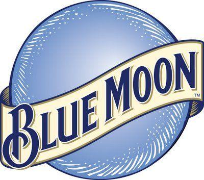 Blue Moon Logo Decal