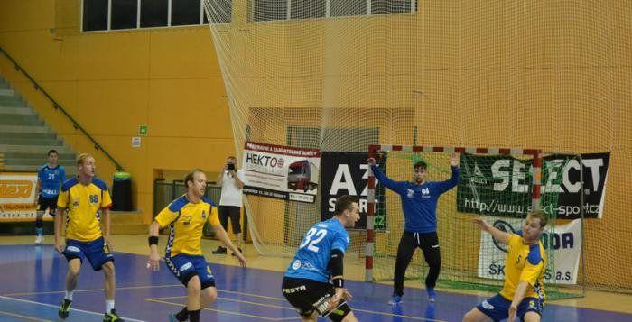 Plzeňští házenkáři na vítězství v poháru nedosáhli, ve finále podlehli Lovosicím >>>