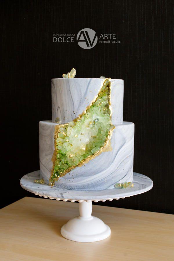 Stone cake by Alina Vaganova