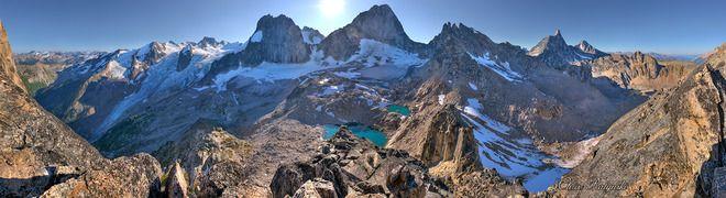 The Bugaboos // by Chris Ratynski, Golden, BC