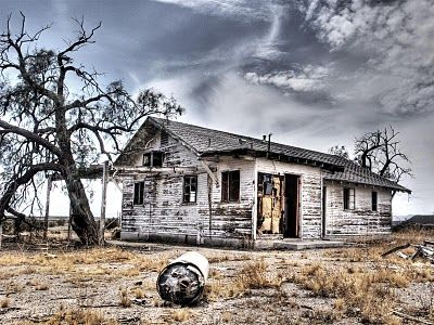 "Northern Colorado's ""Real"" Haunted Houses. Goat Farm. This place would give anyone the creeps! I have been here and can say first hand, that this place is scary!"
