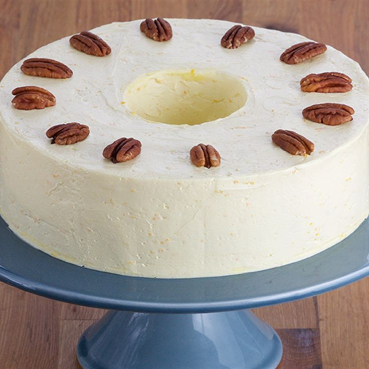 fresh with anna olson wedding cake pecan torte with fresh buttercream recipe 14496