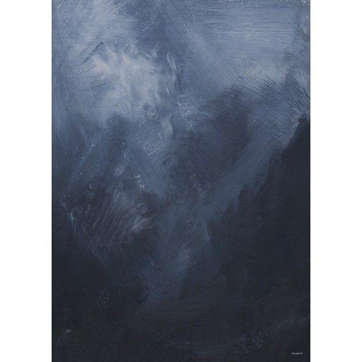 Dark blue - 50x70 cm wargstedt/nordic
