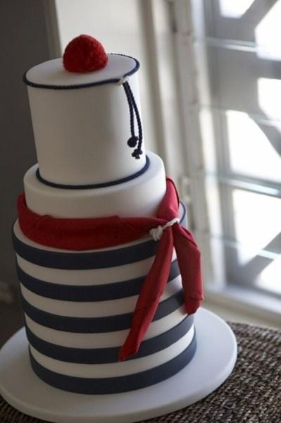 sailor: Nautical Cakes, Parties, Sailors Cakes, Theme Cakes, Navy Cakes, Eating Cakes, Boys Birthday Cakes, Sailor Cake, Sailors Theme