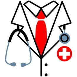 Estampa para camiseta Medicina 003026