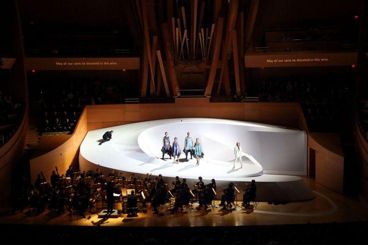 Zaha Hadid Architects · Così fan tutte · Divisare