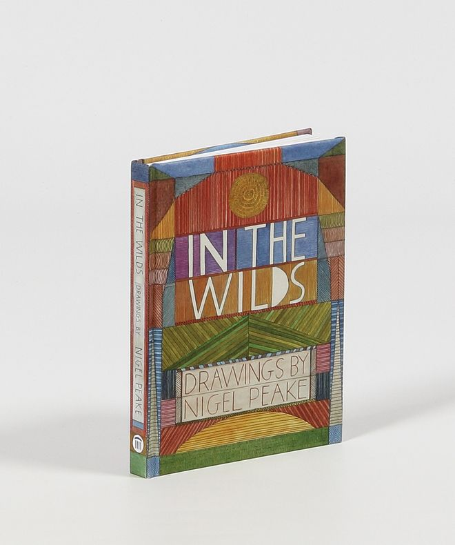 Shop | Design and Craft | Gifts | Makers&Brothers | Makers & Brothers | Nigel Peake | illustration | architect | book | drawing